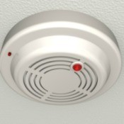 Electric Smoke Detector