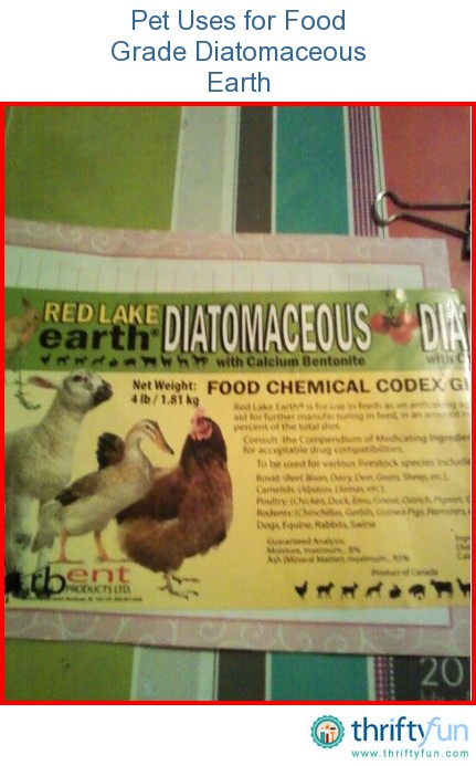 how to eat diatomaceous earth food grade