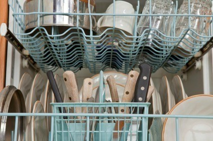 Preventing Dishwasher Detergent Residue