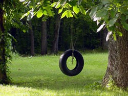 Uses for Old Tires