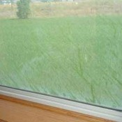 Hard Water Spots on Windows