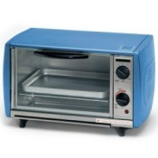 Blue Toaster Oven