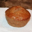 Banana Applesauce Muffin