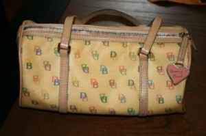 Dooney and Burke handbags. Small Purses