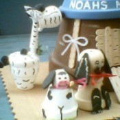 Clay Pot Noah's Ark