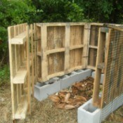 Making a Compost Bin
