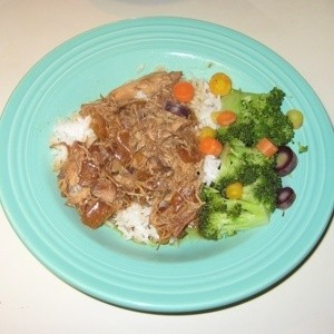 Chicken Adobo (Crockpot)
