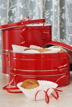 Uses for Cookie Tins