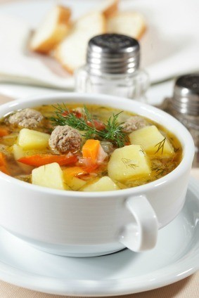 Meatball Soup Recipes