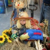 Making a Scarecrow Costume