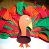 Turkey Napkin Ring For Thanksgiving