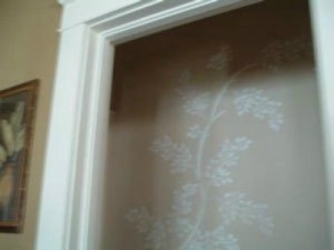 Using Stencils to Decorate Your Walls