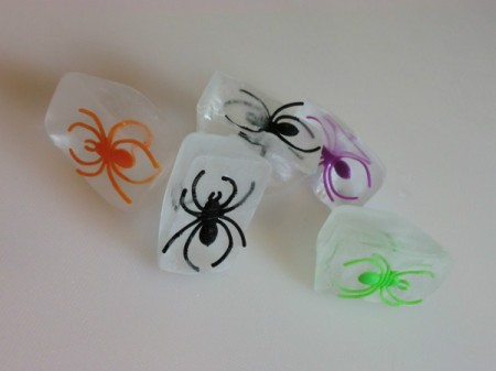 spider ring cubes