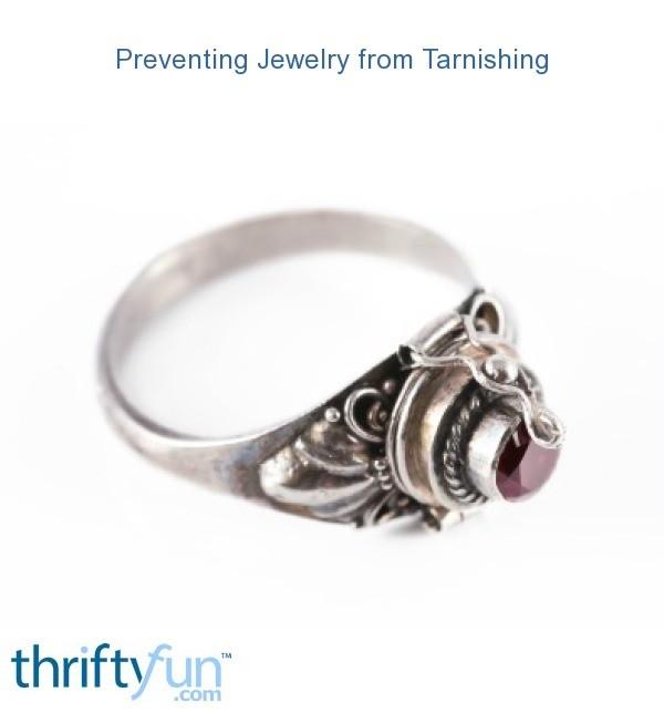 preventing jewelry from tarnishing thriftyfun
