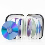 Storing CDs