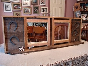 Old Barn and Fence Boards Crafts