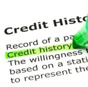 Highlighted Credit History