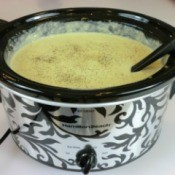 Slow Cooker Potato Leek Soup