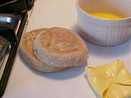 Recipe Using English Muffins