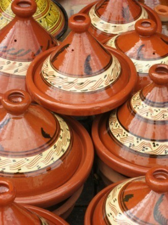 Moroccan Terracotta Cooking Tagines