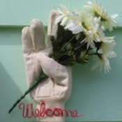 Welcome Glove