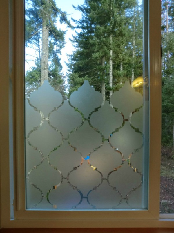 Privacy Window Using Contact Paper Thriftyfun