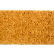 A graham cracker.