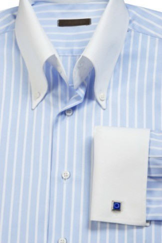 Cleaning Shirt Collars