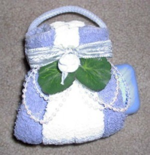 Soap Holder Purse
