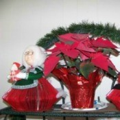 Mr. and Mrs. Santa