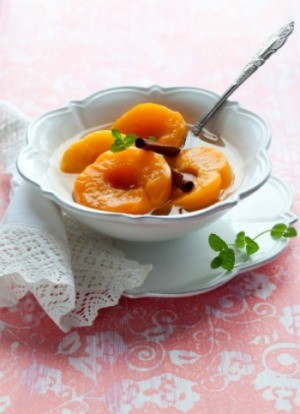 Spiced Peaches Recipes