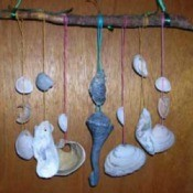 Sea Shell Wind Chime