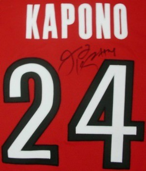 Autographed Jersey