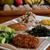 Vegetarian Ethiopian Food