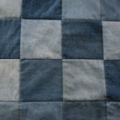 Blue Jeans Quilt Ideas