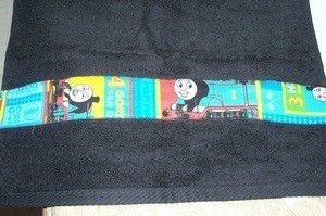 Thoms the Train towel.
