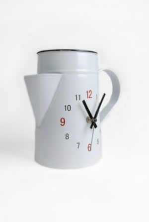 kitchen pitcher clock