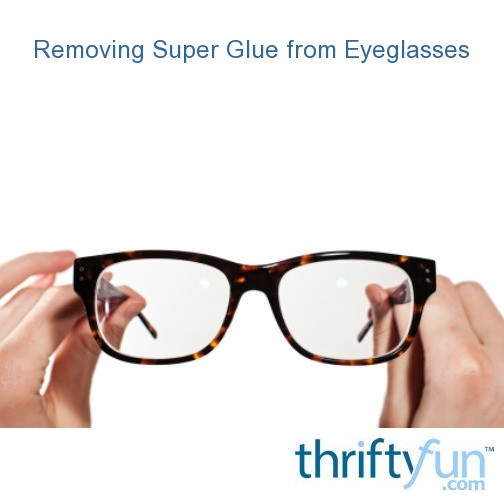 Glue Eyeglasses Frame images