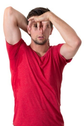 how to get rid of bad underarm odor