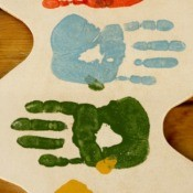 Children's Handprint Crafts
