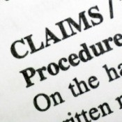 Health Insurance Claims Paperwork