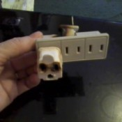 Three Way Adapter