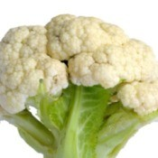 Storing Cauliflower