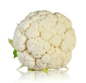 Freezing Cauliflower