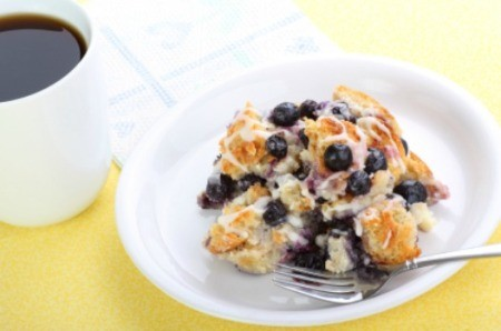 Slow Cooker Crockpot Bread Pudding