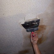 Removing Texture From a Ceiling