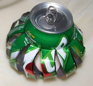 Crafts Using Soda Cans