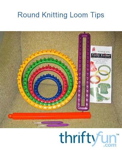 Loom Knitting - myteacup