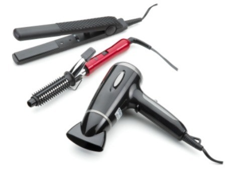 Curling Irons and Flat Irons