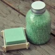 Homemade Bath Salts